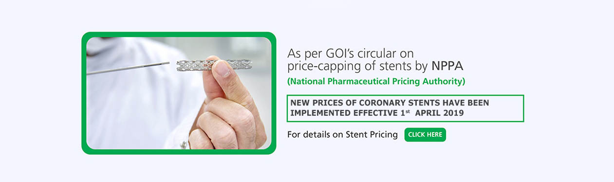 Price capping of stents by NPPA